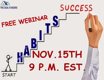 Succesful Habits